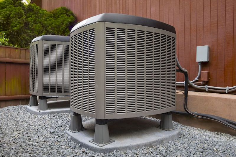 air conditioner installation in Murrieta